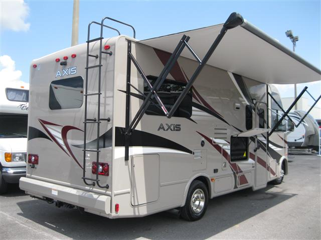 New 2015 thor motor coach axis class a gas motorhomes for for Axis motors san antonio