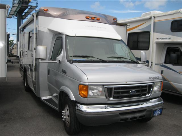 Buy a Used Winnebago Aspect in Holiday, FL.