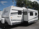 Used 2006 Fleetwood Terry 27 Travel Trailer For Sale
