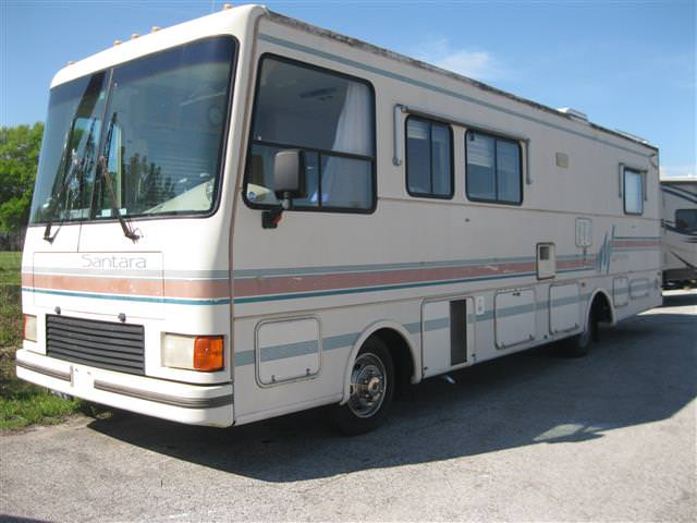 New 1993 coachmen santara 3200 mb class a diesel for sale