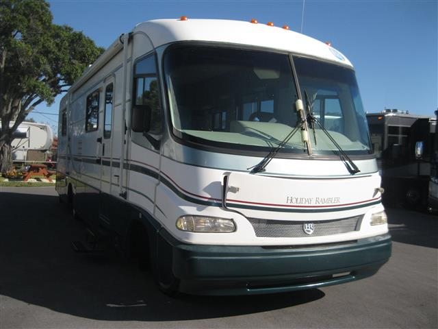 1997 Holiday Rambler Vacationer