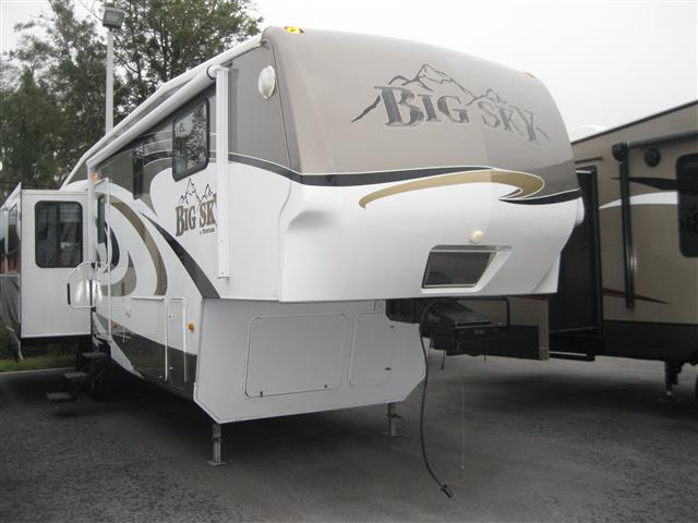 2009 Keystone Big Sky