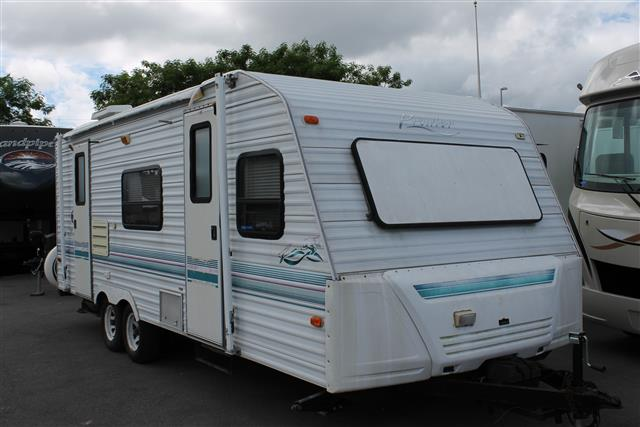 Used 1997 Fleetwood Prowler 23LV Travel Trailer For Sale