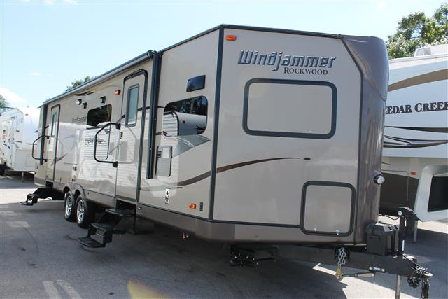 2014 Forest River Windjammer