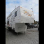 Used 2007 Cherokee Wolfpack 325WP Fifth Wheel Toyhauler For Sale