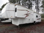 Used 2007 Heartland Landmark 38RL Fifth Wheel For Sale