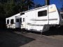 Used 2005 Fleetwood Regency 365BSQS Fifth Wheel For Sale