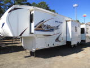 Used 2011 Keystone Avalanche 330RE Fifth Wheel For Sale