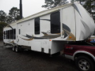 Used 2011 Forest River Sandpiper 356 RL Fifth Wheel For Sale