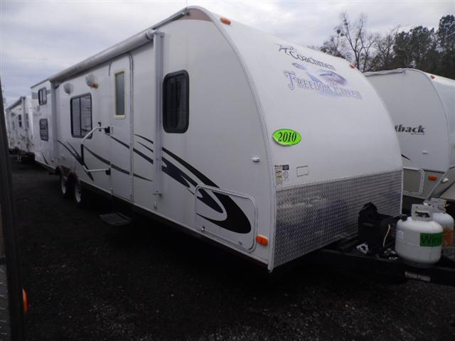 Buy a Used Coachmen Freedom Express in Pooler, GA.