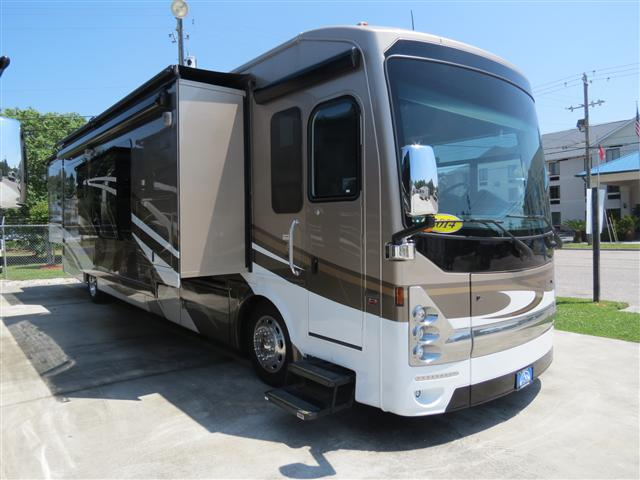 Buy a New THOR MOTOR COACH Tuscany in Spartanburg, SC.