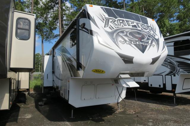 Buy a Used Keystone Raptor in Pooler, GA.