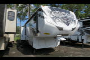 Used 2013 Keystone Raptor 310TS Fifth Wheel Toyhauler For Sale