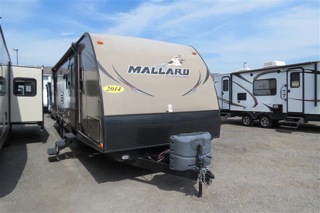 Used 2014 Heartland Mallard M32 Travel Trailer For Sale