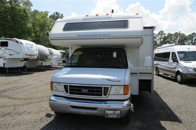 Buy a Used Winnebago Minnie in Pooler, GA.