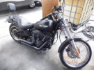 2007 HARLEY DAVIDSON NITE TRAIN SOFT TAIL