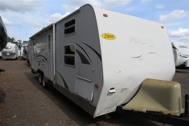 Used 2008 Skyline MALIBU 2810 Travel Trailer For Sale