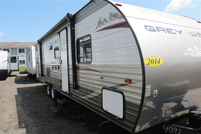 Used 2014 Cherokee Grey Wolf 29BH Travel Trailer For Sale