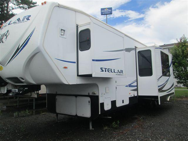 Buy a Used Eclipse RV Stellar in Pooler, GA.