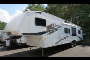Used 2007 Keystone Cougar 310SRX Fifth Wheel Toyhauler For Sale