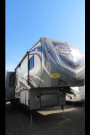 Used 2013 Heartland Road Warrior 390RW Fifth Wheel Toyhauler For Sale