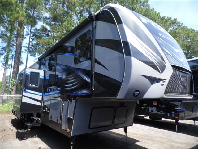 New 2016 Keystone Fuzion 404 Fifth Wheel Toyhauler For Sale