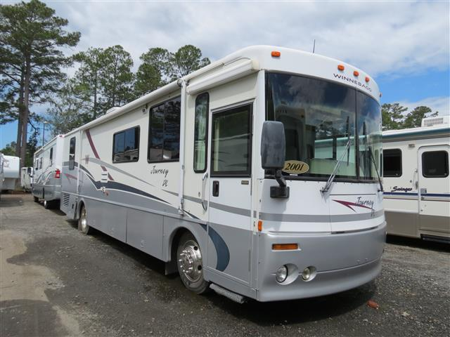 Used 2001 Winnebago Journey Dl 36LD Class A - Diesel For Sale
