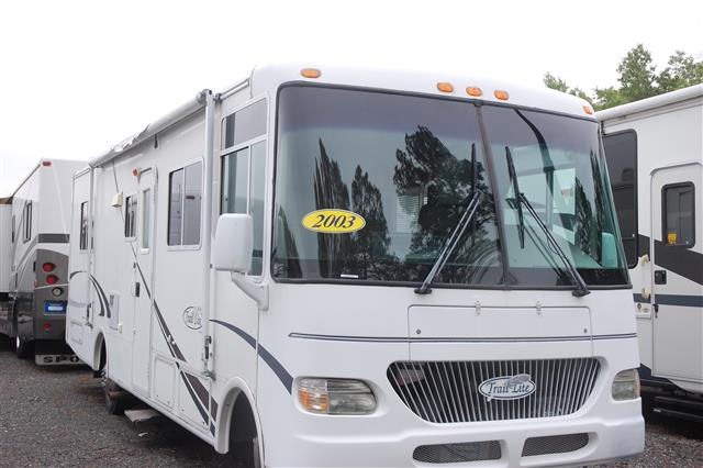Used 2003 R-Vision Trail Lite 271 Class A - Gas For Sale