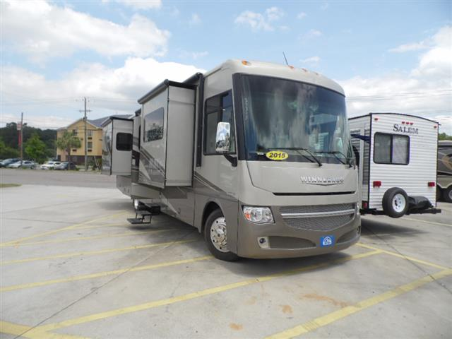 Buy a New Winnebago Adventurer in Pooler, GA.