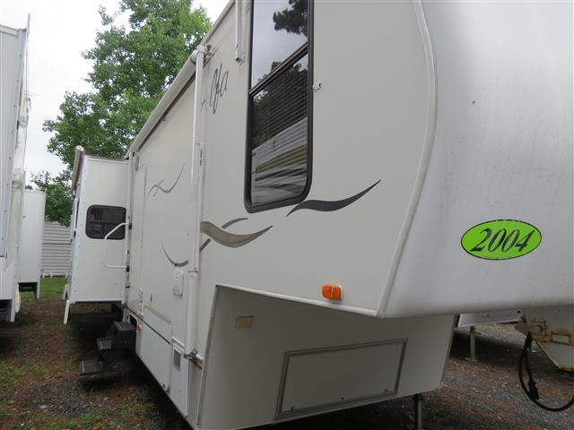Used 2004 Alfa Ideal 35RLIK Fifth Wheel For Sale