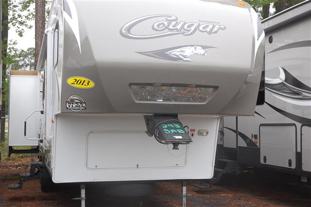 Used 2013 Keystone Cougar 293SAB Fifth Wheel For Sale