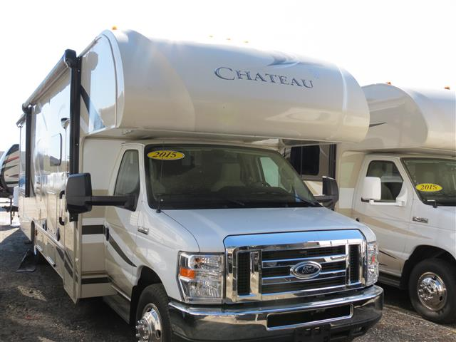 Used 2015 THOR MOTOR COACH Chateau 31L Class C For Sale