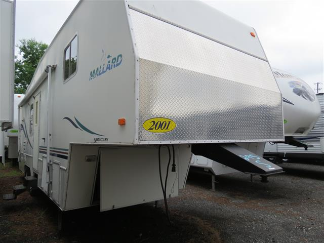 Used 2001 Fleetwood Mallard 29 5S Fifth Wheel For Sale