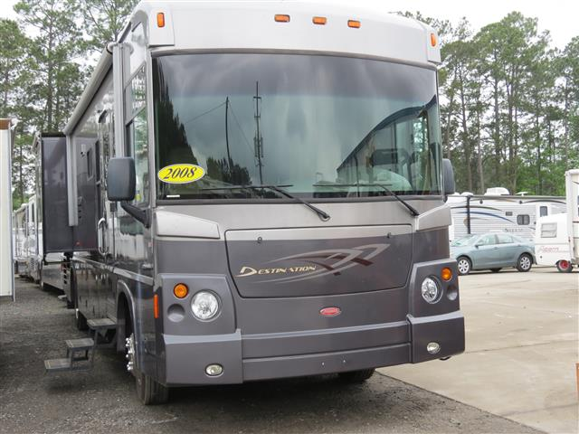 Used 2008 Winnebago Destination 37G Class A - Gas For Sale