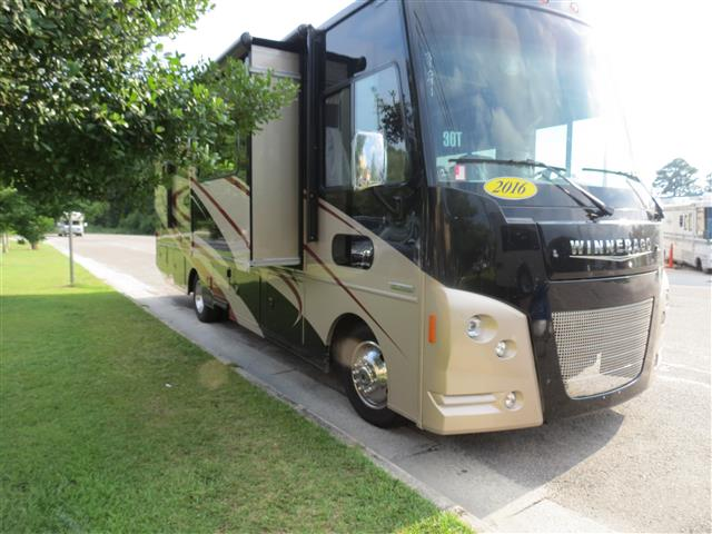 New 2016 Winnebago VISTA LX 30T Class A - Gas For Sale