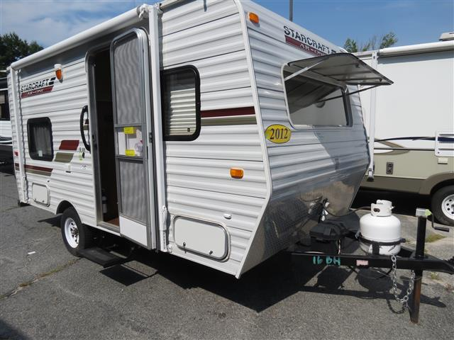 Used 2012 Starcraft AR-ONE 16BH Travel Trailer For Sale