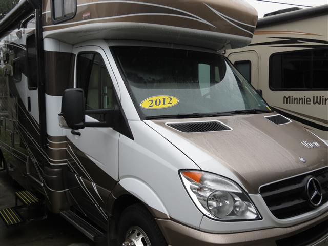 Used 2012 Winnebago View 24J Class C For Sale