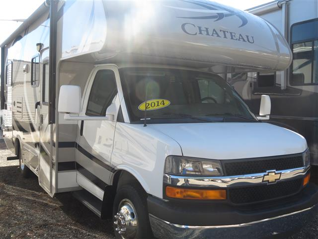 Used 2014 Thor Chateau 24C Class C For Sale
