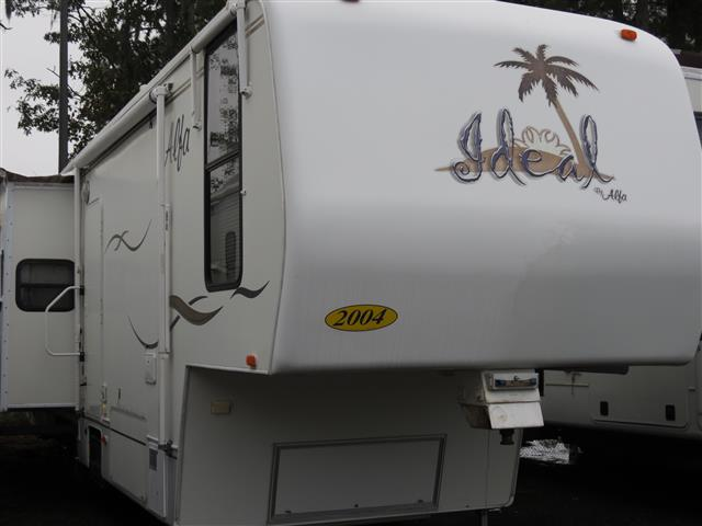 Used 2004 Alfa Ideal 34 RLIK Fifth Wheel For Sale
