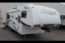Used 2008 Keystone Cougar 27RL Fifth Wheel For Sale