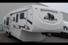 Used 2008 Forest River Silverback 30LSA Fifth Wheel For Sale