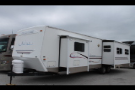 Used 2001 Forest River Cedar Creek 37RLTS Travel Trailer For Sale