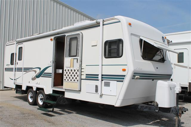 Buy a Used Holiday Rambler Alumascape in St. Augustine, FL.