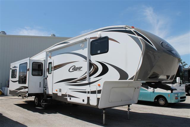 Buy a Used Keystone Cougar in St. Augustine, FL.