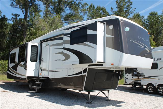 Used 2011 Carriage Carri-lite 36 MAX1 Fifth Wheel For Sale