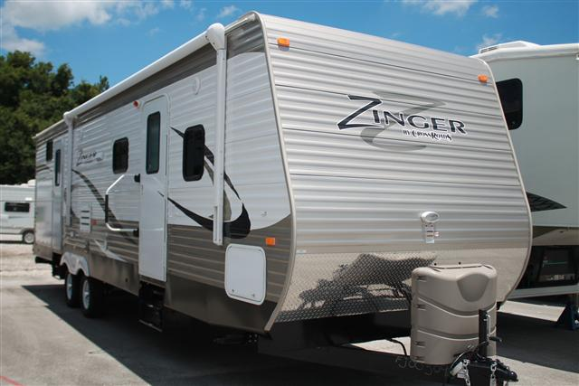 New 2015 Crossroads Zinger Travel Trailers For Sale In St ...