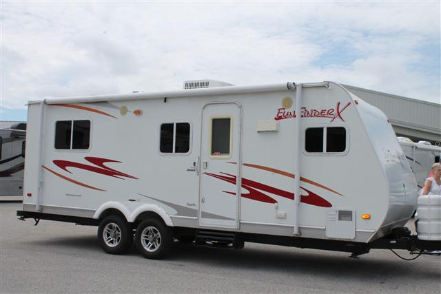 2008 Cruiser RVs Fun Finder