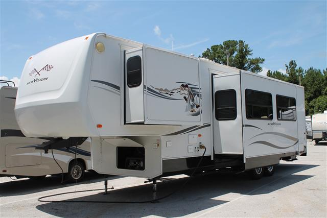 Buy a Used K-Z New Vision in St. Augustine, FL.