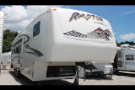Used 2005 Keystone Raptor RP3319 Fifth Wheel For Sale