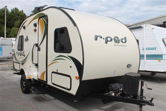 2014 Forest River R POD
